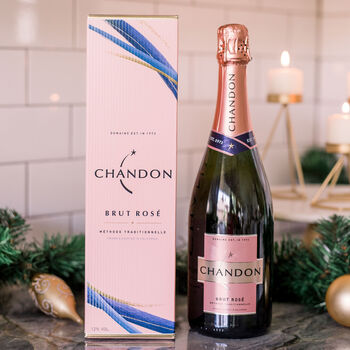 CHANDON ROSÉ WITH GIFT BOX
