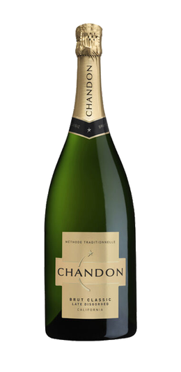 CHANDON BRUT LATE DISGORGED 1.5L