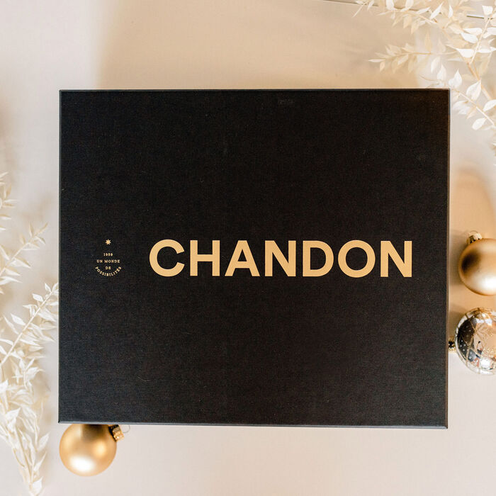 3 BOTTLE BLACK CHANDON GIFT BOX
