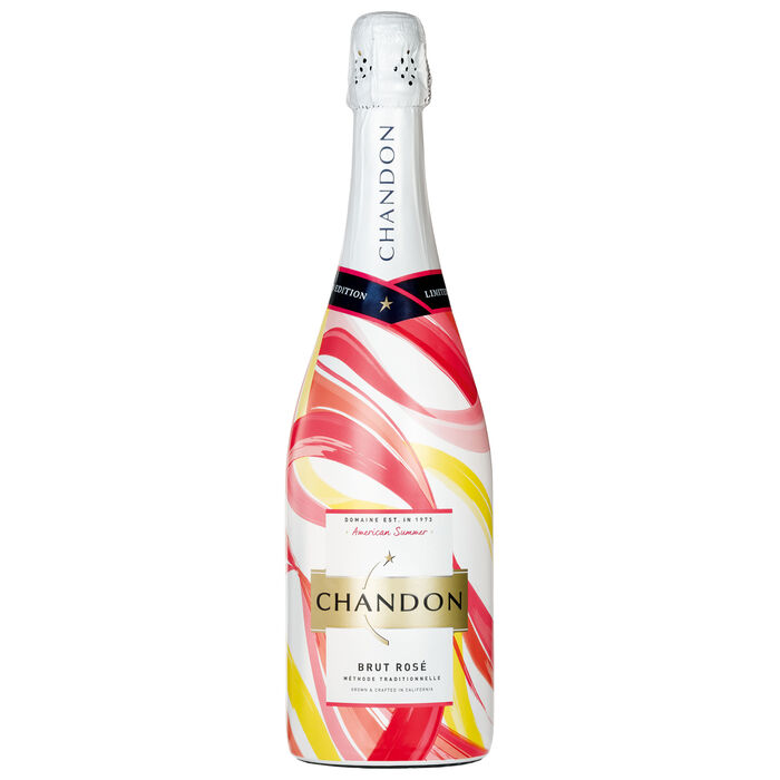 Limited Edition Rosé Summer 2019 Domaine Chandon Us