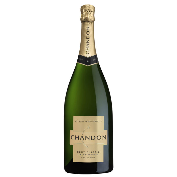 CHANDON BRUT LATE DISGORGED 1.5L Brut/Dry
