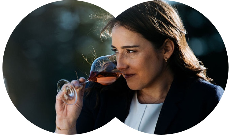 Women behind our wine
